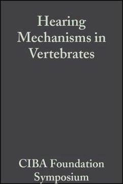 Hearing Mechanisms in Vertebrates (eBook, PDF)