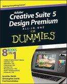 Adobe Creative Suite 5 Design Premium All-in-One For Dummies (eBook, PDF)