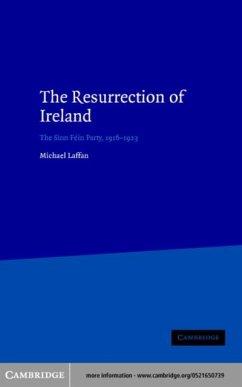 Resurrection of Ireland (eBook, PDF) - Laffan, Michael