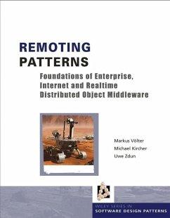 Remoting Patterns (eBook, PDF) - Kircher, Michael; Völter, Markus; Zdun, Uwe
