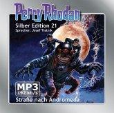 Straße nach Andromeda / Perry Rhodan Silberedition Bd.21 (2 MP3-CDs)