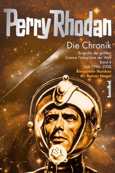 Buch-Reihe Die Perry Rhodan Chronik