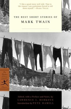 The Best Short Stories of Mark Twain (eBook, ePUB) - Twain, Mark