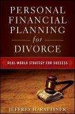 Personal Financial Planning for Divorce (eBook, ePUB)