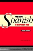 Using Spanish Synonyms (eBook, PDF)