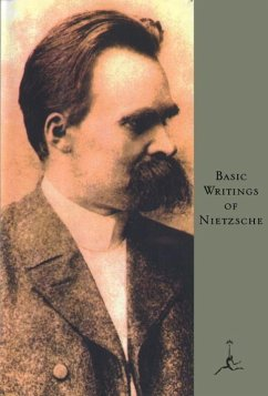 Basic Writings of Nietzsche (eBook, ePUB) - Nietzsche, Friedrich