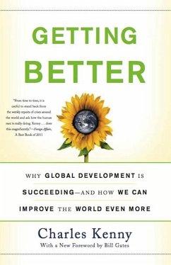 Getting Better (eBook, ePUB) - Kenny, Charles