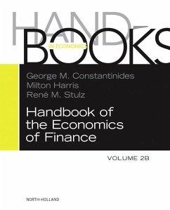 Handbook of the Economics of Finance (eBook, ePUB)