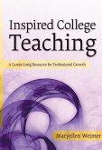 Inspired College Teaching (eBook, ePUB)