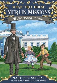 Abe Lincoln at Last! (eBook, ePUB) - Osborne, Mary Pope