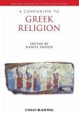 A Companion to Greek Religion (eBook, PDF)