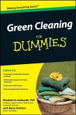 Green Cleaning For Dummies (eBook, PDF)