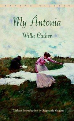 My Ántonia (eBook, ePUB) - Cather, Willa
