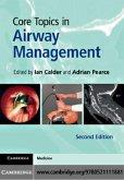 Core Topics in Airway Management (eBook, PDF)