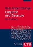 Linguistik nach Saussure