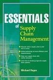 Essentials of Supply Chain Management (eBook, PDF)