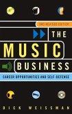 The Music Business (eBook, ePUB)