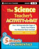 The Science Teacher's Activity-A-Day, Grades 5-10 (eBook, ePUB)