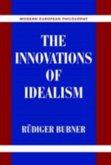 Innovations of Idealism (eBook, PDF)