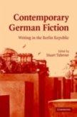 Contemporary German Fiction (eBook, PDF)