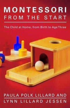 Montessori from the Start (eBook, ePUB)