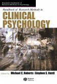 Handbook of Research Methods in Clinical Psychology (eBook, PDF)