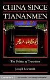 China since Tiananmen (eBook, PDF)