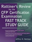 Rattiner's Review for the CFP(R) Certification Examination, Fast Track Study Guide (eBook, PDF)