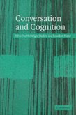 Conversation and Cognition (eBook, PDF)