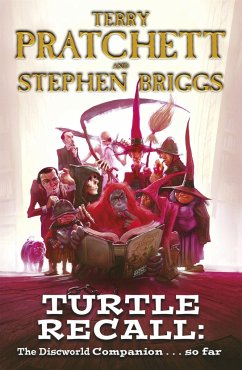 Turtle Recall - Pratchett, Terry; Briggs, Stephen