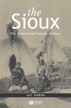 The Sioux (eBook, PDF) - Gibbon, Guy