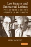 Leo Strauss and Emmanuel Levinas (eBook, PDF)