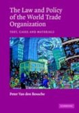 Law and Policy of the World Trade Organization (eBook, PDF)