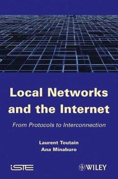 Local Networks and the Internet (eBook, PDF) - Toutain, Laurent; Minaburo, Ana