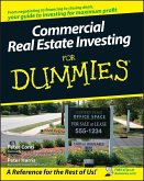 Commercial Real Estate Investing For Dummies (eBook, PDF)