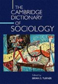 Cambridge Dictionary of Sociology (eBook, PDF)