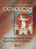 The Blackwell Companion to Catholicism (eBook, PDF)