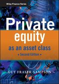 Private Equity as an Asset Class (eBook, PDF)