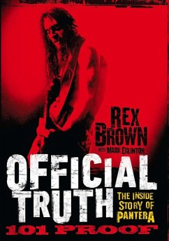 Official Truth, 101 Proof (eBook, ePUB) - Brown, Rex