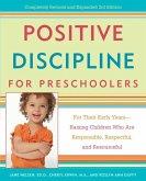 Positive Discipline for Preschoolers (eBook, ePUB)
