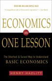 Economics in One Lesson (eBook, ePUB)