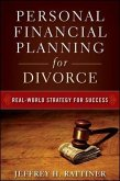 Personal Financial Planning for Divorce (eBook, PDF)