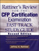 Rattiner's Review for the CFP Certification Examination, Fast Track, Study Guide (eBook, PDF)