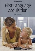 First Language Acquisition (eBook, PDF)