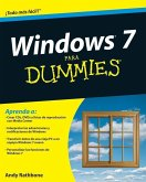 Windows 7 Para Dummies (eBook, PDF)