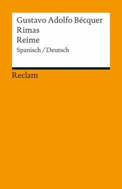 Rimas / Reime - Bécquer, Gustavo Adolfo