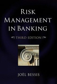 Risk Management in Banking (eBook, PDF) - Bessis, Joël