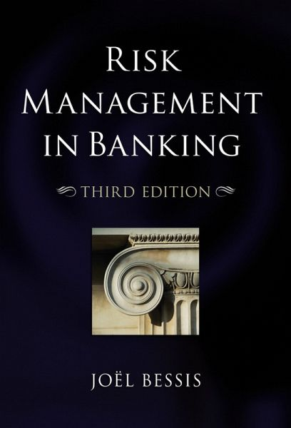 Risk Management In Banking Joel Bessis Pdf