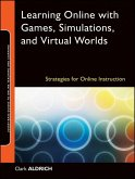 Learning Online with Games, Simulations, and Virtual Worlds (eBook, PDF)