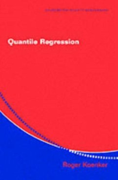 Quantile Regression (eBook, PDF) - Koenker, Roger